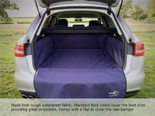 Jaguar - Boot Area Liner